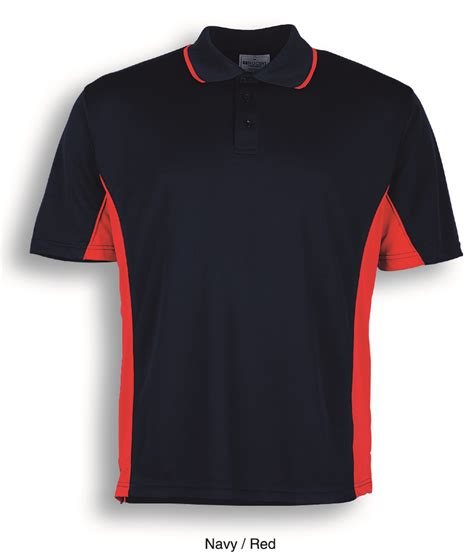 Pers Premium Care M 68 impact gear fidelity polo shirt mens quoz