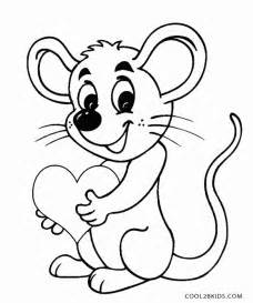 what color are mice printable mouse coloring pages for cool2bkids
