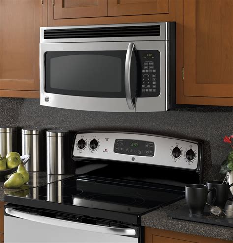 over the range microwave ge 16 cu ft over the range microwave oven autos post