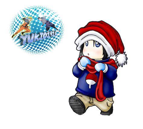 anime chibi navidad sasuke chibi navidad by yukio1916 on deviantart