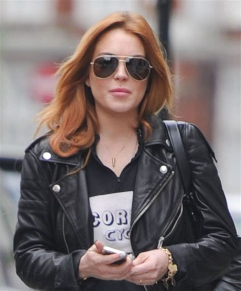Lindsay Lohan Out by Lindsay Lohan Out In June 2014
