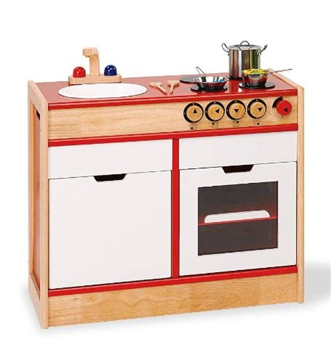 wooden play kitchen sets