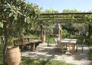 pavillon für terrasse chestha garten anlegen idee
