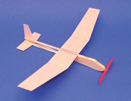 Balsa Wood Airplane Plans