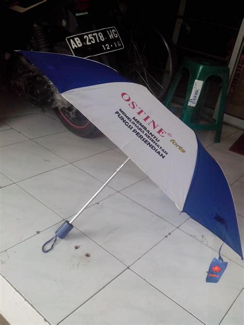 Payung Lipat Muarh jasa cetak payung lipat 3 murah pusat cetak sablon