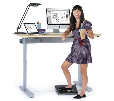 Desk For Standing And Sitting Standing Desks Yay Or Nay We Ve Been Asking The Question Is Sitting Really The New