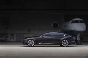 Cadillac Corporate Cadillac Escala Concept Debuts At Pebble With