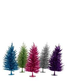 Ft Pre Lit Christmas Tree - colorful little divas mini christmas tree treetopia