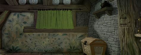 Sleeping S Cottage by Empty Backdrop From Sleeping Disney Crossover Image 29246133 Fanpop