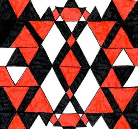 pattern shape designs geometric patterns emilydaigle