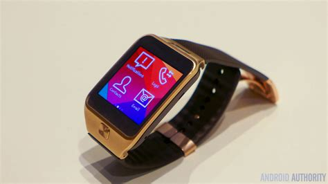 samsung gear 2 on mwc 2014