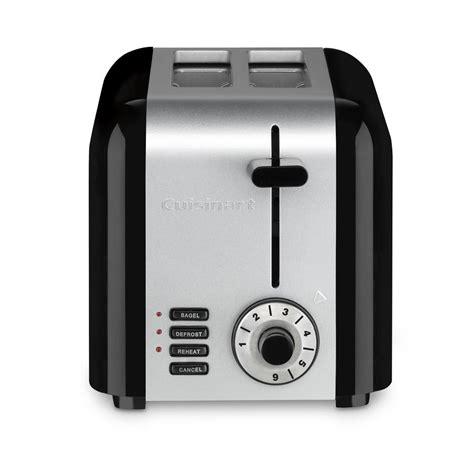 Cuisinart 4 Slice Toaster Stainless Steel Bella Classics 2 Slice Stainless Steel Toaster Bla14466