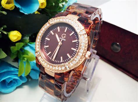 Jam Tangan Wanita Fm Terbaru Free Baterai Cadangan 6 jam tangan wanita quot guess yora quot cantik dan murah
