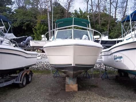 pursuit boats for sale in maine 1999 22 pursuit boats 2260 denali