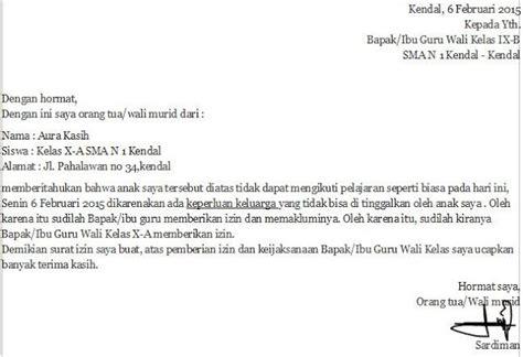 Contoh Surat Dinas Bahasa Sunda Smp Surat Dinas