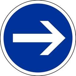 panneau de signalisation routi 232 re b21 1