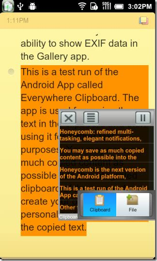 clipboard history android everywhere clipboard for android access to clipboard history