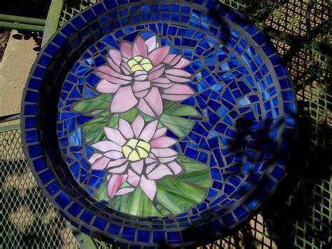 mosaic lily pattern 17 best images about mosaic water lilies and fish on