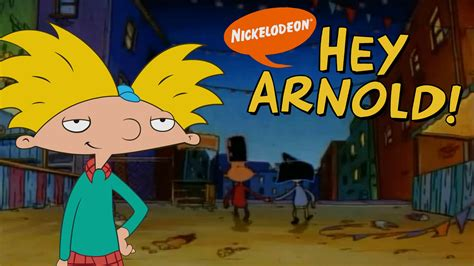 S Hey how hey arnold is the last of the great