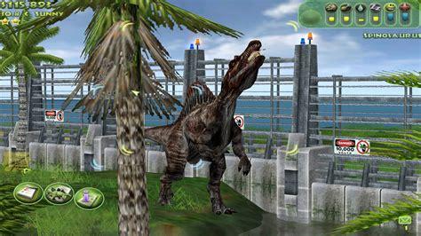 jurassic park operation genesis jurassic world i think most game journalists forgot about jurassic park