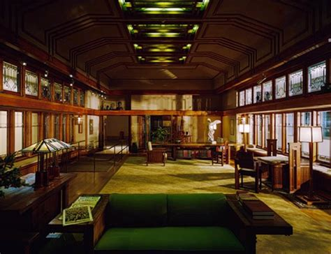 Frank Lloyd Wright Living Room | frank lloyd wright living room homes decor house