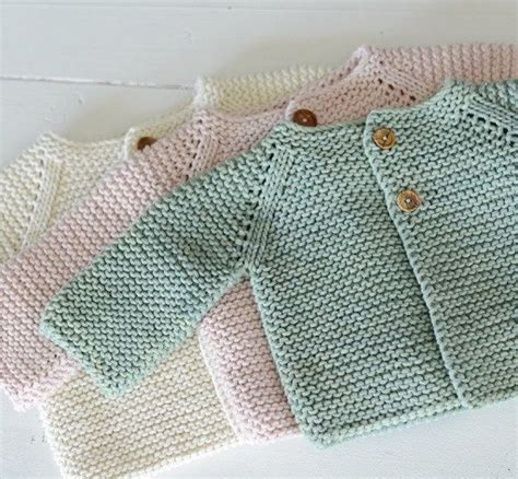 baby knitted jumper knitting pattern basic cardigan for by emeraldphotoprops