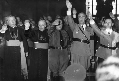 hitler born catholic albert einstein s support for the church in the face of