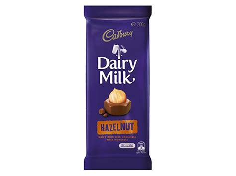 Mars Hazelnut Chocolate Block 155g cadbury dairy milk hazelnut 200g