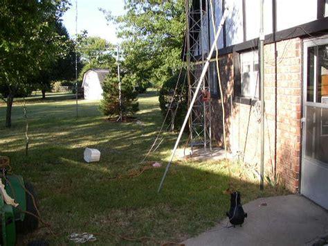 backyard antennas backyard antennas 28 images club project page kf5fwk