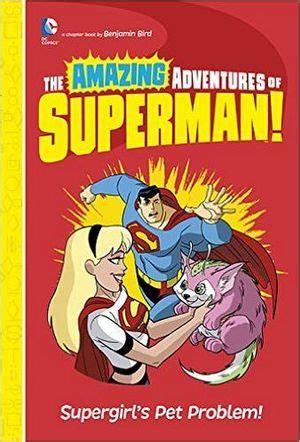 libro the amazing adventures of day of the bizarros amazing adventures of superman bird benjamin 9781479565221