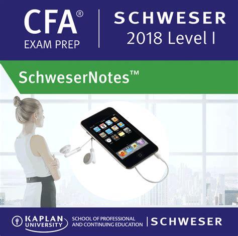 Cfa 2017 Level 2 Paket Document schweser cfa level 2 megaupload