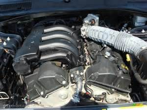 Chrysler 300 Engines 2008 Chrysler 300 Lx 2 7 Liter Dohc 24 Valve V6 Engine