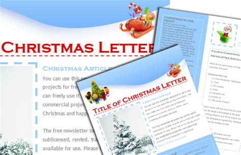 15 best christmas newsletter templates 2015 designssave com