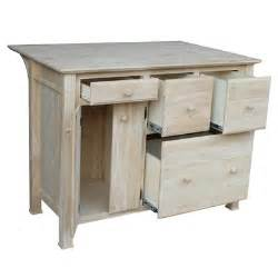 Unfinished Furniture Kitchen Island Kitchen Island Wayfair
