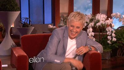 ellen degeneres laughing 10 reasons we re excited for ellen to host the oscars on