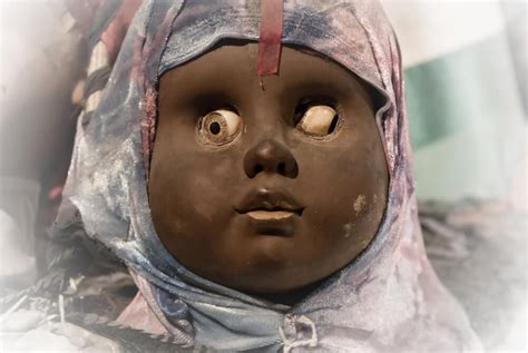 haunted doll in the world scary things archives top10ns