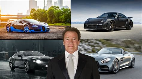Arnold Schwarzenegger Cars Collection by Arnold Schwarzenegger Cars Collection Www Pixshark