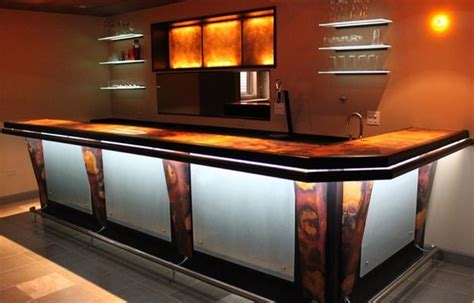 bar top finish epoxy 1000 ideas about bar top epoxy on pinterest penny wall