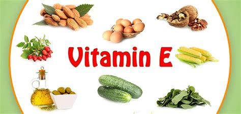 Vitamin E effects of vitamin e on reproductive system