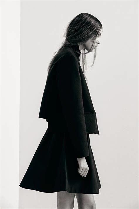 black clothing currently craving black minimalism joojoo azad جوجو آزاد