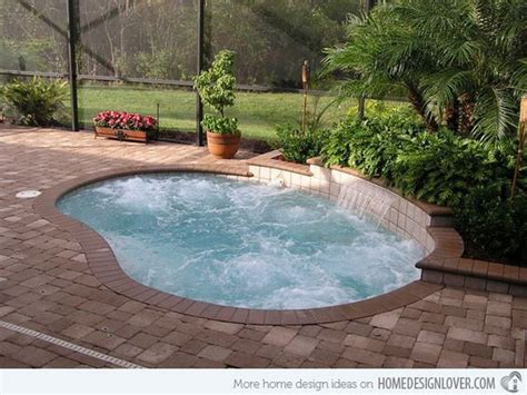 inground pool designs for small backyards 19 swimming pool ideas for a small backyard homesthetics