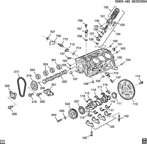 gm 2 4 liter engine diagram html autos post