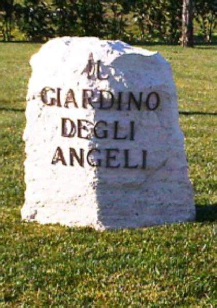 giardini degli angeli lariano presso il cimitero comunale nasce il giardino