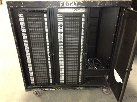 Dimmer Rack by Used Sensor Dimmer Rack By Electronic Theatre Controls