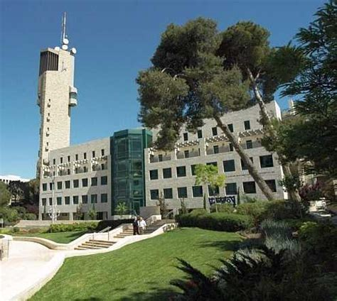 Hebrew Mba by Hebrew Launches One Year International Mba In