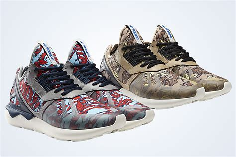 Adidas Tubular Hawaii Camo adidas unveils quot hawaii camo quot on the tubular sneakernews