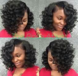 wand styles for short hair deep wave w wand curls curls buns braids bobs knots