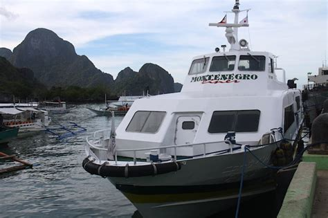 fast boat coron to el nido fast ferry from coron to el nido online booking