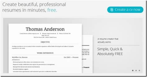 Free Build Resume Site by Build A Free Resume Learnhowtoloseweight Net