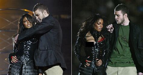 janet jackson s wardrobe malfunction photos greatest